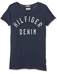 Hilfiger Denim Dw0dw00619, T-Shirt Femme