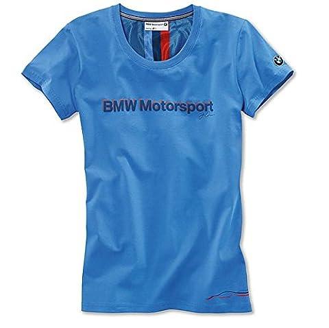 BMW motorsport fan t-shirt pour femme-taille m