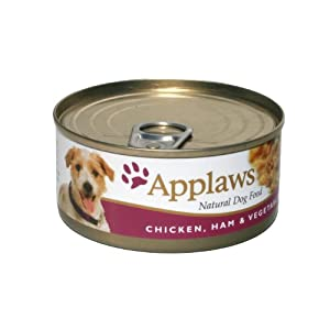 Applaws Chicken, Ham & Vegetables 156g from MPM Products