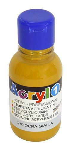 Primo 402TA125 270 - Acrylfarbe, 125 ml, ockerfarbe