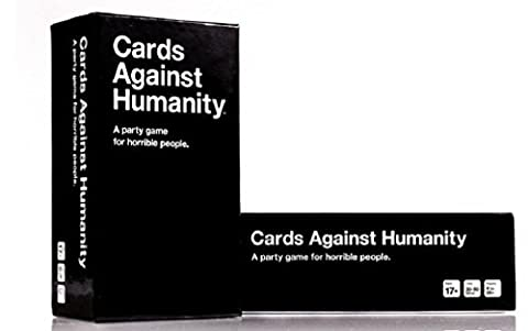 Cards Game Against Humanity: Base Pack Set, US Version
