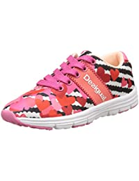 Desigual Step Tra, Sneakers Basses Fille