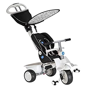 Smart Trike 1915502 - Triciclo (recliner) para niños
