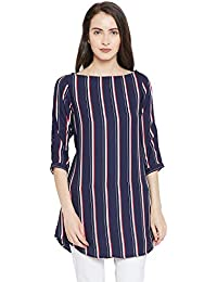d3641639cf6d05 Crepe Women s Tops  Buy Crepe Women s Tops online at best prices in ...