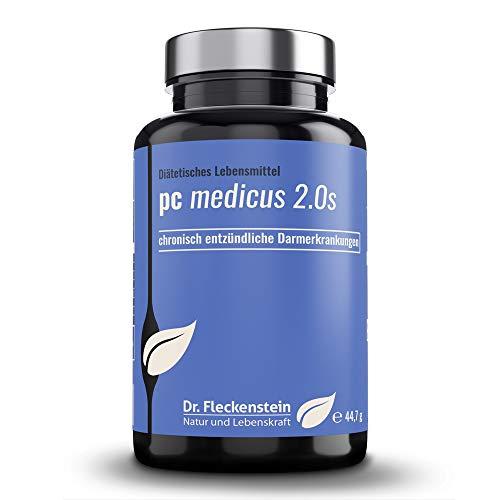 PC medicus 2.0S mit 83{f92400900b3f9ff58a5610fcaf4817a532e46ffc4f5643638846ab898dc91d53} Phosphatidylcholin (Soja-Lecithin), bei chronisch entzündlichen Darmerkrankungen wie Colitis Ulcerosa und Leaky Gut Syndrom, 90 Kapseln