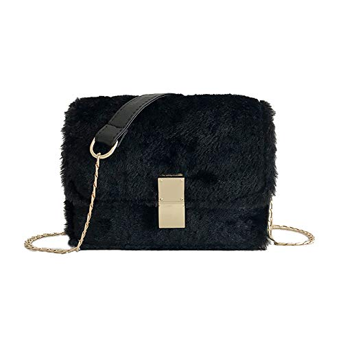 Pochette e clutch, feixiang borse messenger in ecopelle vintage moda città shopping borsette da polso donna borsa quilted pochette donna elegante piccola clutch