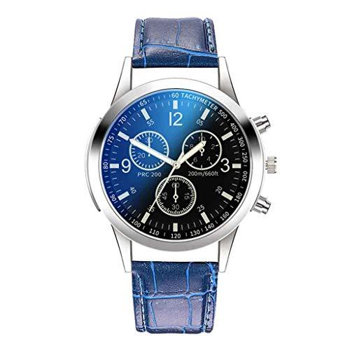 YULINGSTYLE Luxusuhren Quarzuhr Edelstahl Zifferblatt Beiläufige ArmbanduhrBunte Uhren