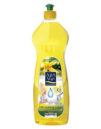 Aqua Vera Lemon Blossom Dishwashing Liquid 750 ml