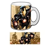 Semic Distribution - Smug029 - Ameublement Et Décoration - Mug Iron Man - Série 1 - Marvel Now