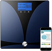 Thinp Báscula de Baño Digital con Análisis Corporal Electrónico Control por APP y Bluetooth