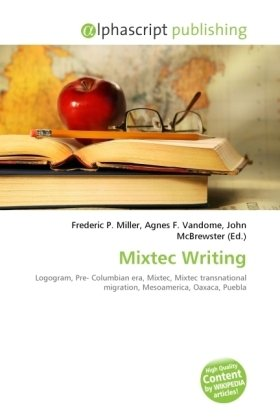 Mixtec Writing