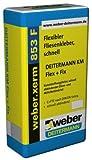 weber.xerm 853 F - Flexibler Fliesenkleber, schnell