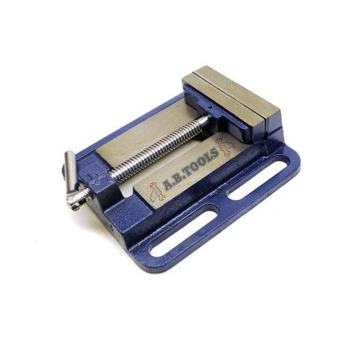 Preisvergleich Produktbild Unbekannt Toolzone VC0194-Zoll 10,16 cm Maschinenschraubstock für Säule Bohrer/Handklemme–schwarz