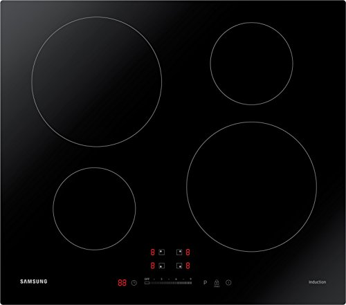 Samsung NZ64M3707AK/UR Kochfeld (Elektro/Einbau)/4 52 cm/Touch Control/QuickStop