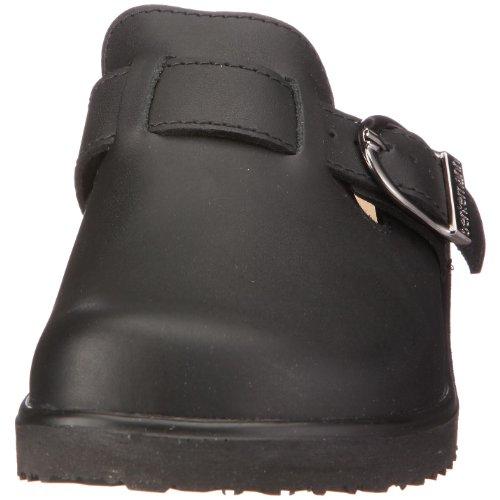 Berkemann Tec-Pro Toivo Unisex-Erwachsene Clogs Schwarz (schwarz 900)