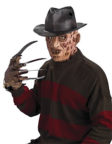 Rubies 31166 - Freddy Hut - Rubies Freddy Krueger Kostüm