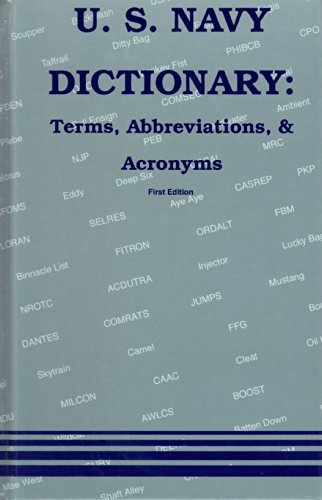 us-navy-dictionary-terms-abbreviations-acronyms-by-drewry-1994-12-24