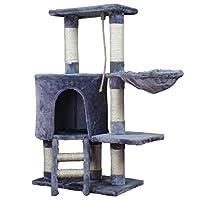 Wellhome Arbol para Gatos Escalador para Gato