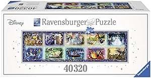 Ravensburger 17826 Unvergessliche Disney Momente Puzzle, 40,320 Teile