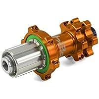 Hope SP24 Pro 4 Rear Hub Orange 135mm - QR - STEEL 24H