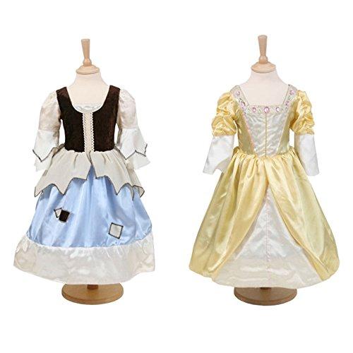 Princess / Pauper Reversible 3-5 Jahre [Spielzeug] (Cinderella Reversible Kostüm)