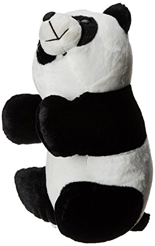 Dimpy Stuff Panda, Black/White