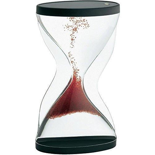 Reloj de arena - Rojo