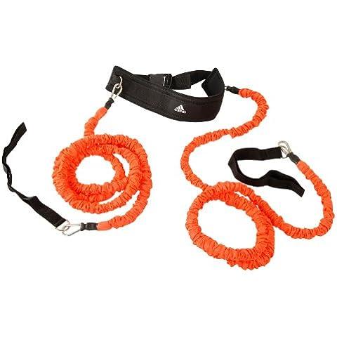 adidas ADSP-11511 - Entrenador velocidad, color naranja