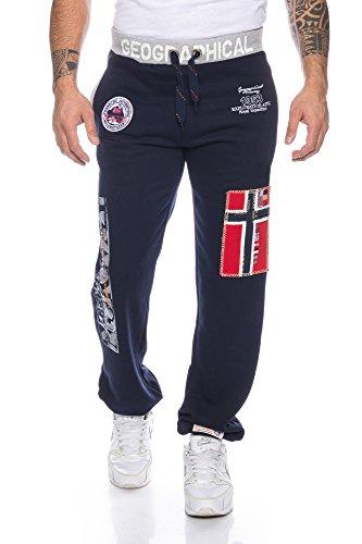 Geographical Norway Ike Hommes Pantalon Jogging Pantalon De...