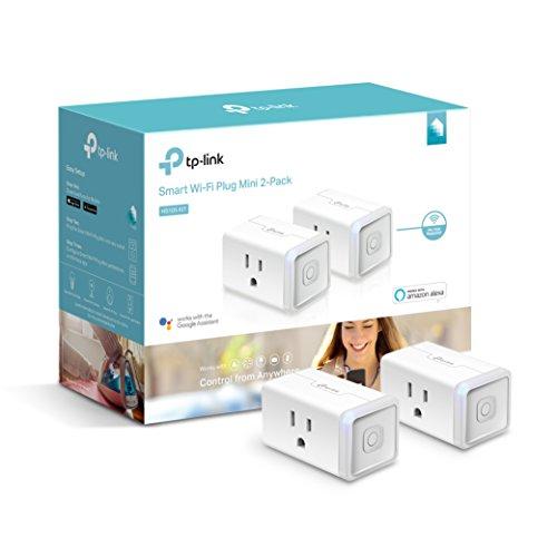 TP-Link Accessory HS105 KIT Smart Plug Mini Sized Wi-Fi Smart Plug Retail
