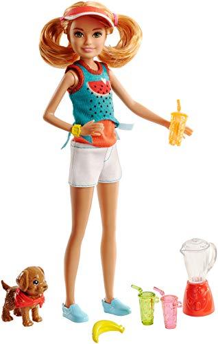 Mattel Barbie fhp63Cooking & Baking Stacie Poupée & Accessoires