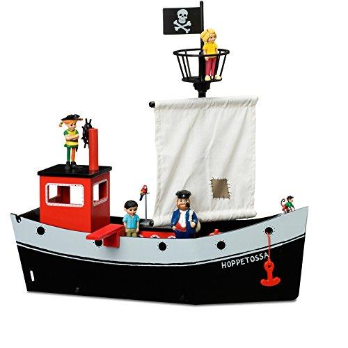 Pippi Langstrumpf 44.3771.00 - Piratenschiff Hoppetossa