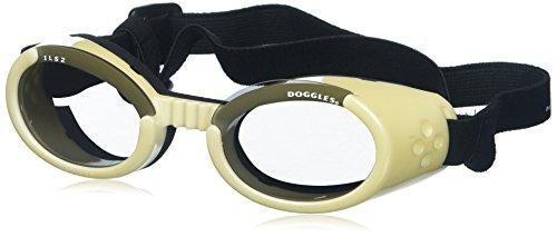 Artikelbild: Doggles ILS Hunde-Sonnenbrille Medium chrom)