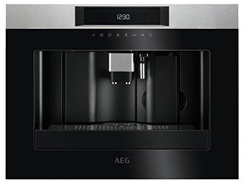 AEG Einbau Kaffeevollautomat kkk884500m eingebaut im Test