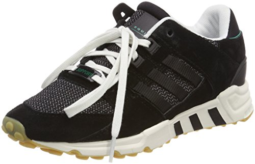huge discount bb2f3 54ee2 adidas Damen EQT Support RF Gymnastikschuhe, Schwarz (Core BlackWhite  Cq2172),