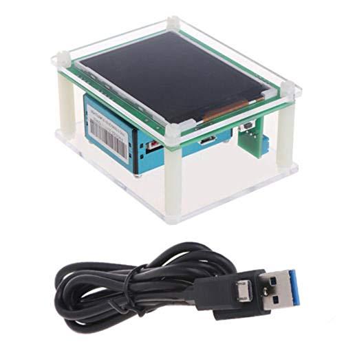 E435V Auto PM2.5 Misuratore Tester Meter Monitor di qualità dell\'Aria Casa Termometro Gas Verde