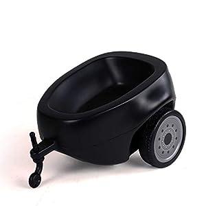 Ferbedo 036310 Ride-On - Tobogán Infantil, Color Negro