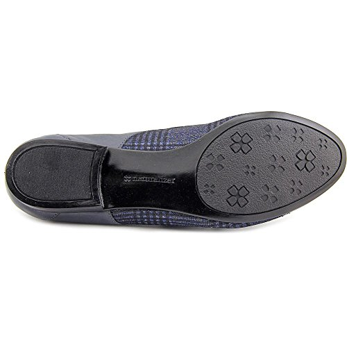 Naturalizer Learner Cuir Mocassin Navy