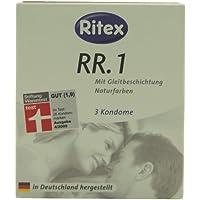 Ritex RR.1 Kondome, 3 St preisvergleich bei billige-tabletten.eu