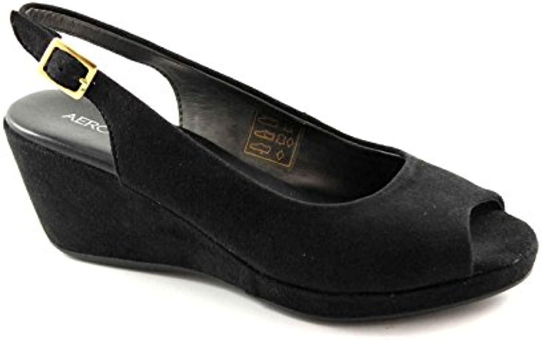 Aerosoles Welcome nero nero nero Scarpe Donna Sandali Comfort Passeggio | Nuove Varietà Vengono Introdotti Uno Dopo L'altro  | Scolaro/Signora Scarpa  80e6f7