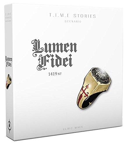 (Space Cowboys SCO0007 T.I.M.E Stories - Lumen Fidei (Erw. 5))