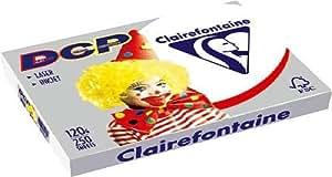 Clairefontaine Ramette de 250 feuilles papier blanc DCP 120 g A3