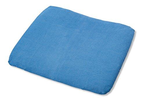 Pinolino 73064-1 Fürottee-Bezug für Wickelauflagen, blau