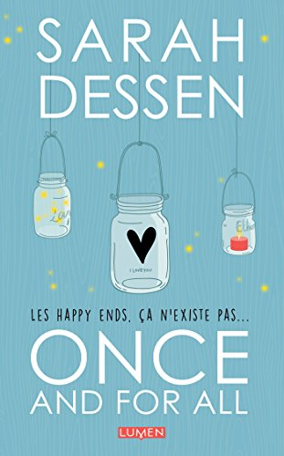 Once and for All - Sarah Dessen (2018) sur Bookys
