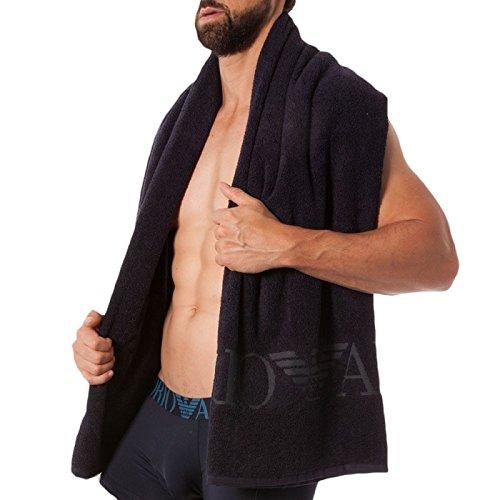 Preisvergleich Produktbild Emporio Armani Towel 170x 100marine