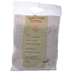 COTTON ORGANIC 100 PC COTTON BALLS