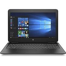 "HP Pavilion Power 15-bc302ns - Ordenador portátil gaming de 15.6"" FullHD (Intel Core i5-7200U, 8 GB RAM, 1 TB HDD, NVIDIA GTX 950MX 2GB GDDR5, Windows 10 Home 64), negro sombra - Teclado QWERTY Español"
