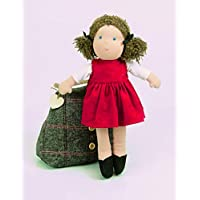 Andreu Toys Toys177300 Jane Waldorf Doll-35 cm, Multicolor, 35 cm preiswert
