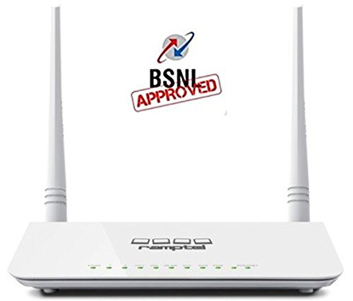 BSNL Approved Ramptel 300Mbps Wireless ADSL2+ Modem/Router (11