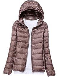 newest 4f8d0 049be Amazon.it: piumini leggeri - Donna: Abbigliamento